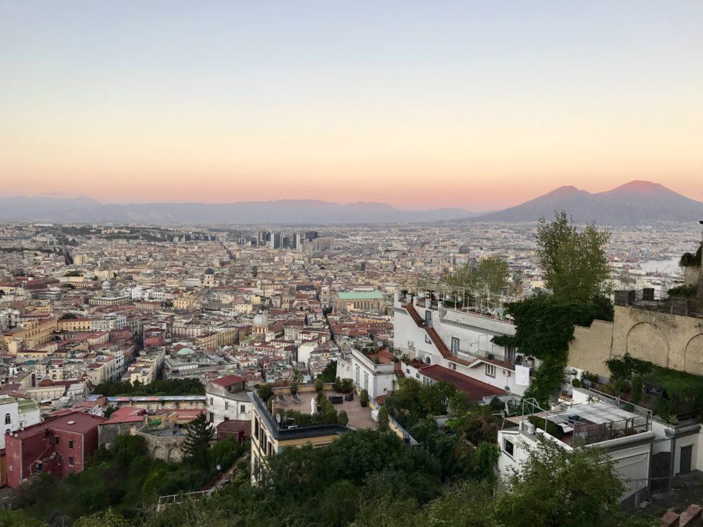 reis op maat napels italie