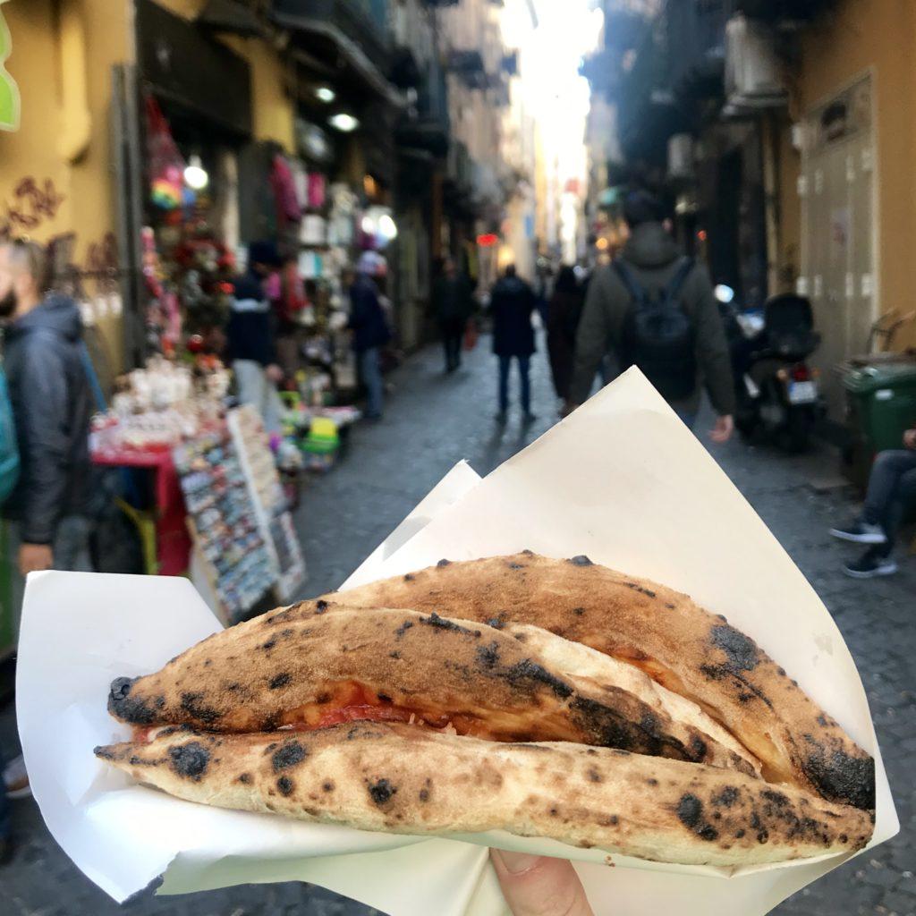 street food tour napels