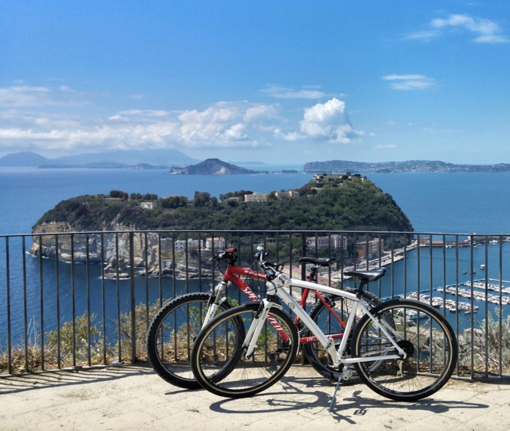 actieve fiets tour napels campi flegrei
