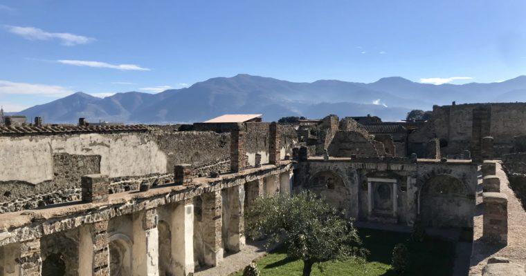 Pompeii tour Nederlandse gids