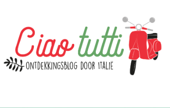 We bloggen voor Ciaotutti.nl!