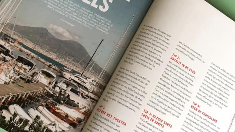 ontdek napels triptalk magazine