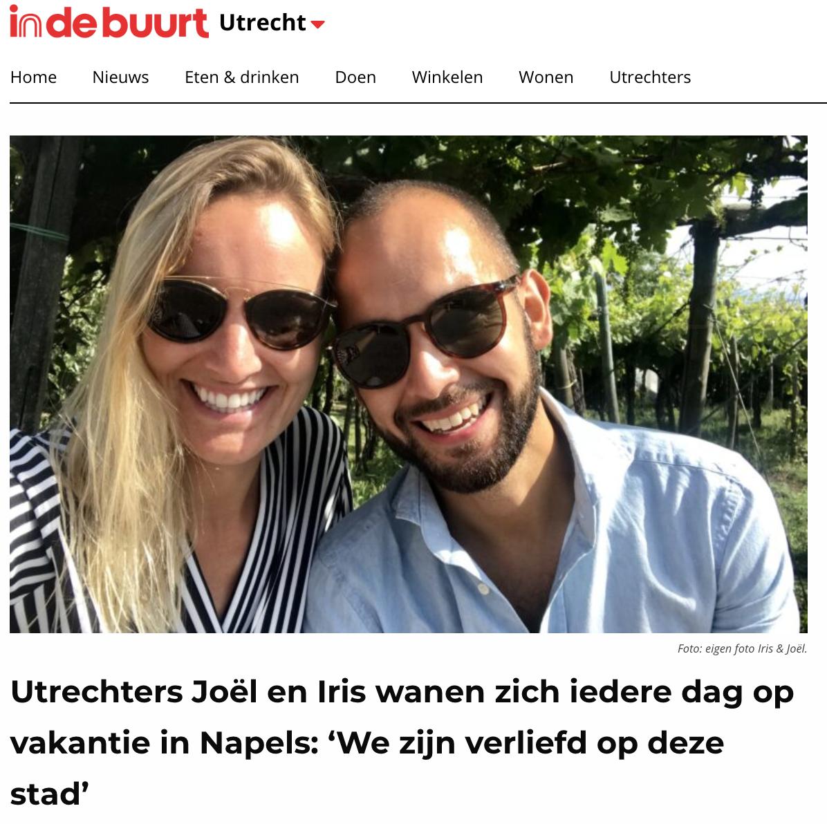 Interview Indebuurt.nl