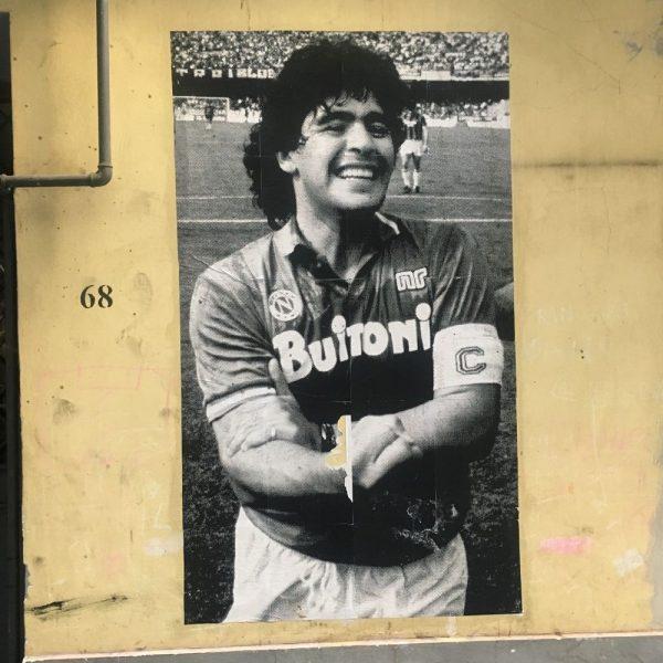 5 quotes van Maradona over Napels