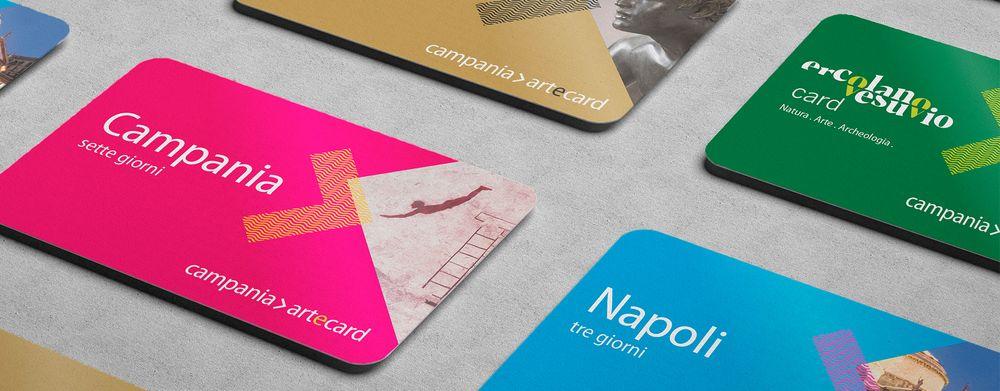 campania artecard soorten museumkaarten in napels