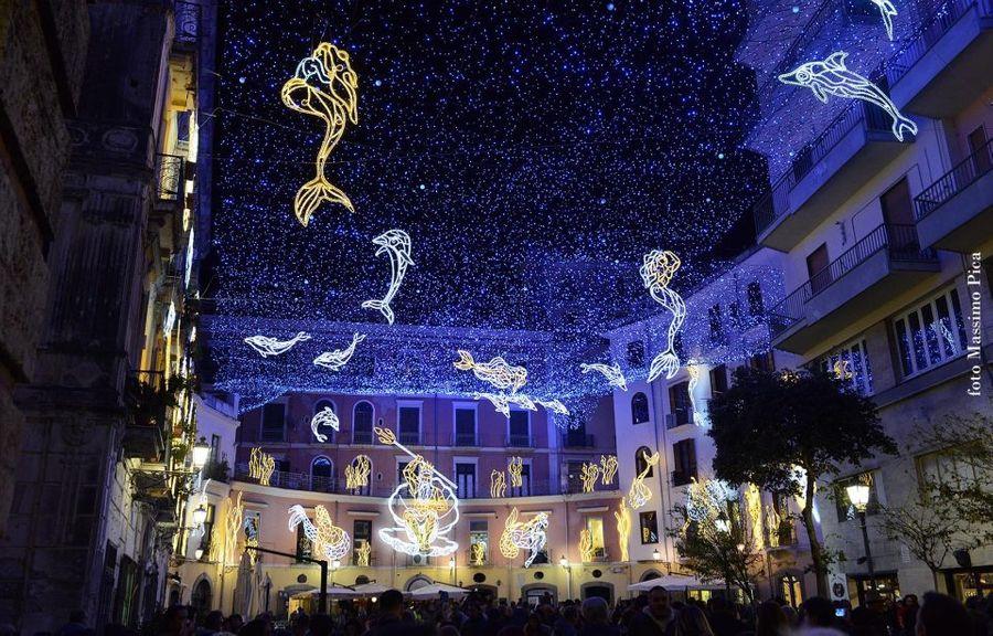 Salerno light festival