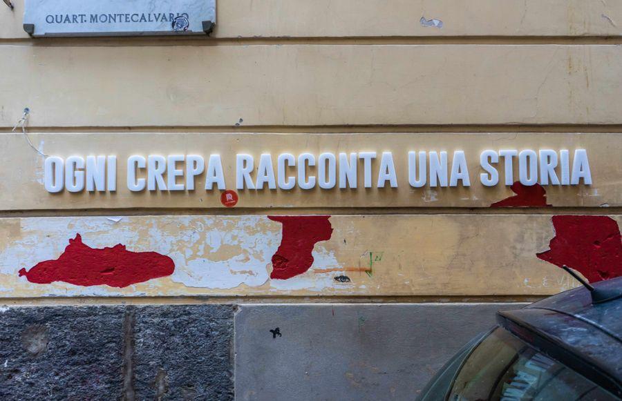 kunst in quartieri spagnoli